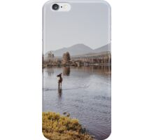 The Morning Elk - #NPS100 iPhone Case/Skin