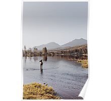The Morning Elk - #NPS100 Poster