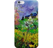 spring 64130 iPhone Case/Skin