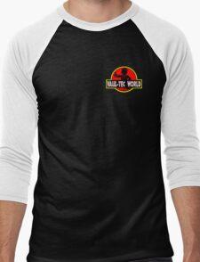 Welcome to a S.P.E.C.I.A.L. World Men's Baseball ¾ T-Shirt