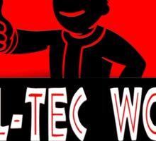 Welcome to a S.P.E.C.I.A.L. World Sticker