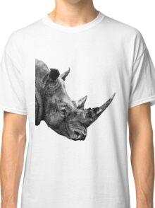 SAFARI PROFILE - RHINO WHITE EDITION Classic T-Shirt