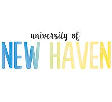 University of New Haven Photographic Print