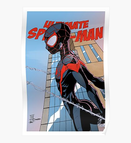 Ultimate Spider-Man Variant Edition Poster