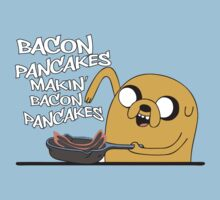 Makin' Bacon Pancakes Kids Clothes