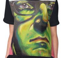 Peter Sellers Chiffon Top