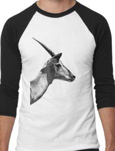 SAFARI PROFILE - ANTELOPE WHITE EDITION Men's Baseball ¾ T-Shirt