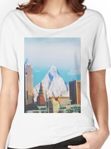 Elevation Of Cleveland  Women's Relaxed Fit T-Shirt
