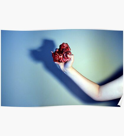 I've Got Your Heart in My Hand Poster