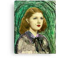 May Queen Canvas Print