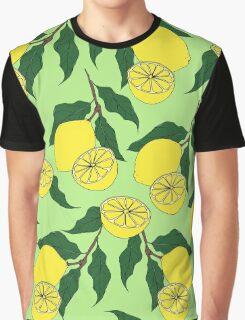 Lemon Lovers Graphic T-Shirt