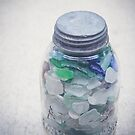 Beach Glass Collection by Bethany Helzer