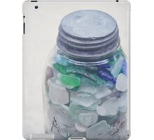Beach Glass Collection iPad Case/Skin