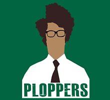 IT Crowd PLOPPERS! Unisex T-Shirt
