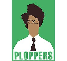IT Crowd PLOPPERS! Photographic Print