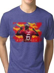 pogba Tri-blend T-Shirt