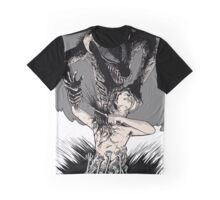 Fighting Demons Graphic T-Shirt