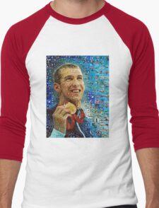 michael phelps Men's Baseball ¾ T-Shirt
