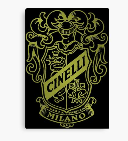 Cinelli Vintage Bicycles Italy Canvas Print