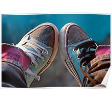 Shoe Photography Poster