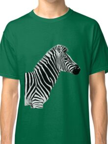 SAFARI PROFILE - ZEBRA WHITE EDITION Classic T-Shirt