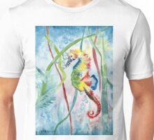 Colorful Seahorse Unisex T-Shirt