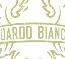 Bianchi Vintage Racing Bicycles Italy Sticker