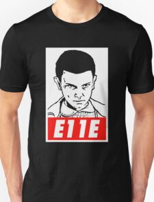 E11E Eleven Stranger Things Unisex T-Shirt