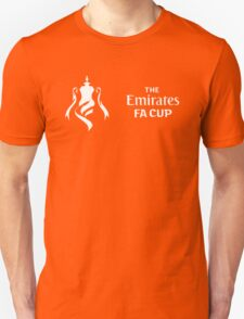 the emirates FA CUP Unisex T-Shirt