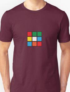 Rubix Cube Unisex T-Shirt