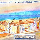 Windsurf Café. Carcavelos. by terezadelpilar ~ art & architecture