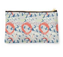 Birds On Wires Studio Pouch