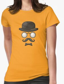 Classic Man Womens Fitted T-Shirt