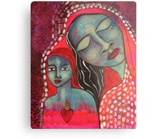 The Comfort of the Holy Spirit Metal Print