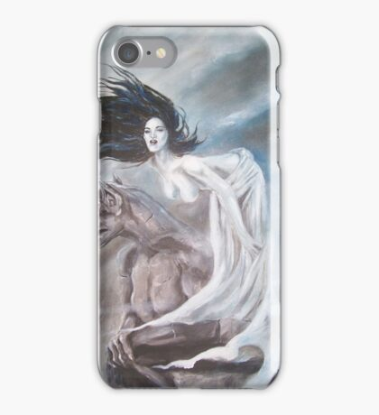 Spectral Haunting  iPhone Case/Skin
