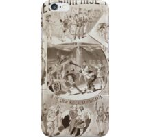 Performing Arts Posters Rices Surprise Party in the great musical extravaganza Horrors 0626 iPhone Case/Skin
