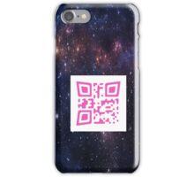 I'm a Joke QR Code iPhone Case/Skin