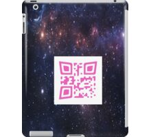 I'm a Joke QR Code iPad Case/Skin