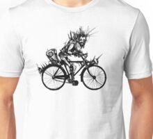 Punk On A Bike Unisex T-Shirt
