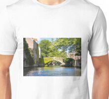 Canals of Bruges Unisex T-Shirt
