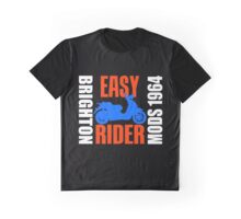 EASY RIDER-BRIGHTON 1964 Graphic T-Shirt