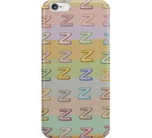 Catch some zzzs iPhone Case/Skin