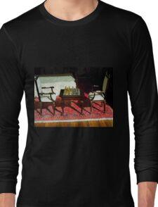 Chess, Anyone? Long Sleeve T-Shirt