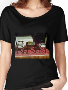 Chess, Anyone? Women's Relaxed Fit T-Shirt
