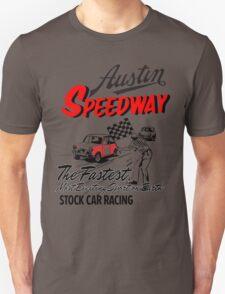 Austen speedway Unisex T-Shirt