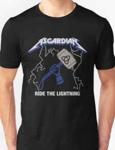 Asgardian: Ride The Lightning T-Shirt