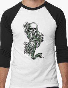 Death ink Men's Baseball ¾ T-Shirt