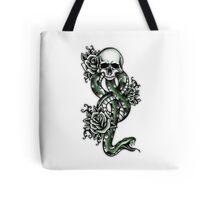 Death ink Tote Bag