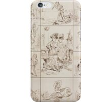 Performing Arts Posters Rices Evangeline extravaganza company 0622 iPhone Case/Skin