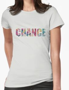 Chance The Rapper Womens Fitted T-Shirt